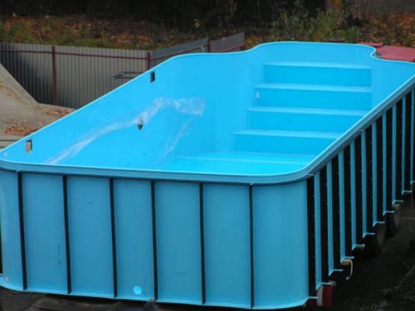 Картинки по запросу Полипропиленовый бассейн